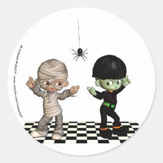 Halloween Boogie-woogie! Halloween Stickers