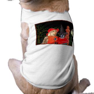 Halloween boxer dog shirt