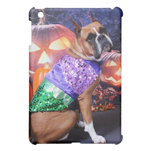 Halloween - Boxer - Roxy Cover For The iPad Mini