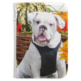Halloween bulldog kindle 3G cases