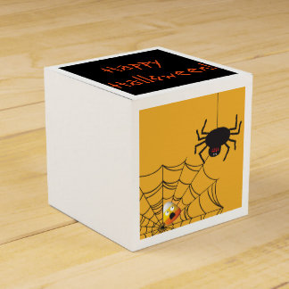 Halloween Candy Corn Favour Boxes