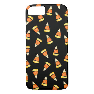 Halloween Candy Corn Print iPhone 7 Case