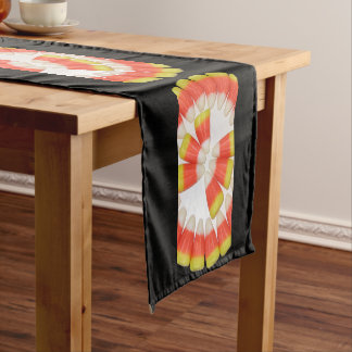 Halloween Candy Corn Table Runner