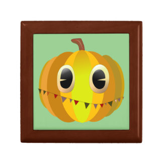 Halloween Cartoon Pumpkin Gift Box