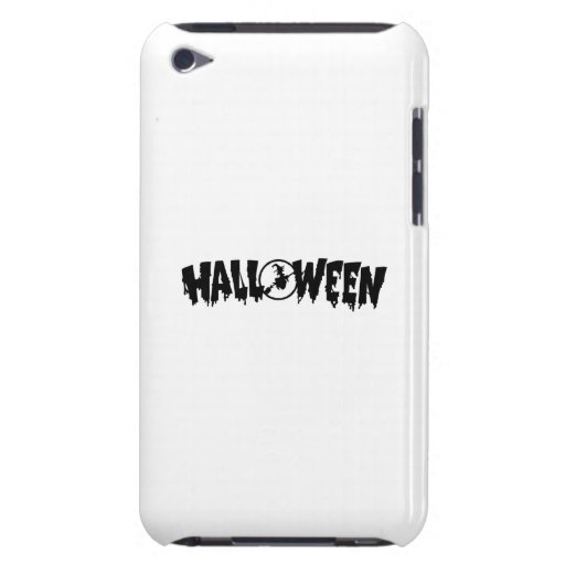 Halloween Barely There iPod Case