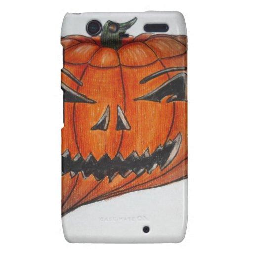 Halloween Droid RAZR Covers
