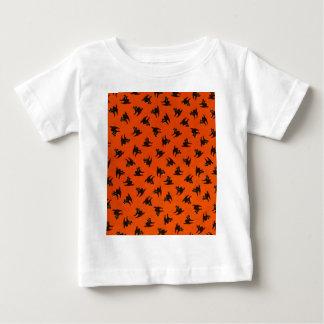 Halloween Cat Pattern Baby T-Shirt