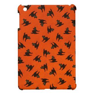Halloween Cat Pattern iPad Mini Covers