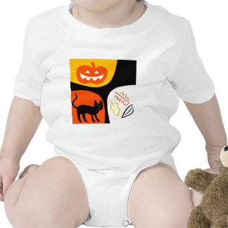 Halloween Cat Tee Shirts