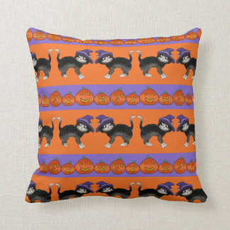 Halloween Cats Cushion