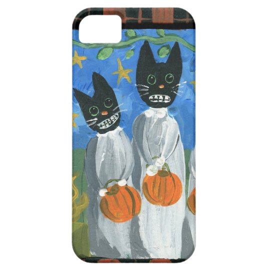 Halloween Cats iPhone 5 Covers