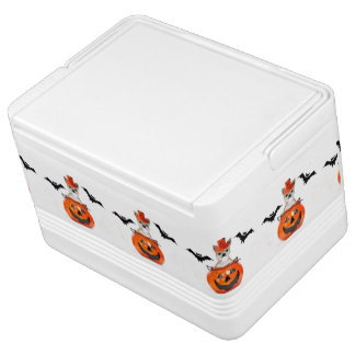 Halloween Chihuahua dog Igloo Cooler