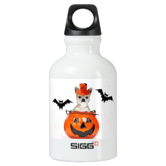 Halloween Chihuahua dog SIGG Traveller 0.3L Water Bottle