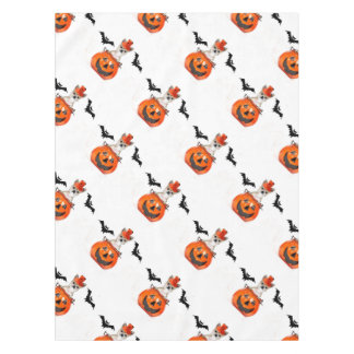 Halloween Chihuahua dog Tablecloth