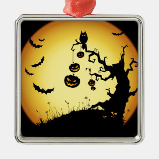 Halloween Christmas Ornament