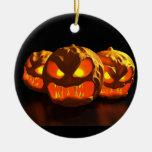 Halloween Christmas Ornaments
