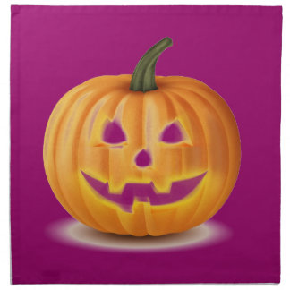 Halloween Cloth Napkin
