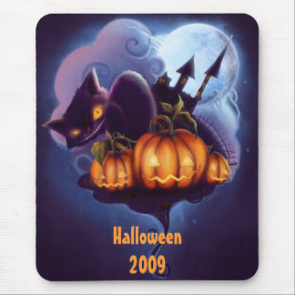 Halloween! - Collector Halloween Mousepad Mouse Pad