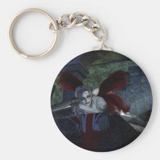Halloween Corpse Key Chain