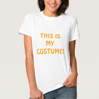 HALLOWEEN COSTUME COLLECTION T-SHIRT