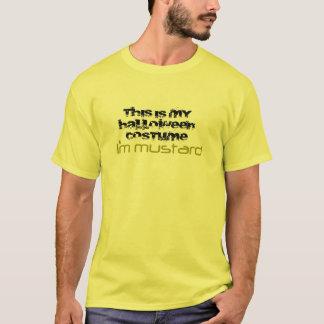 Halloween Costume - Mustard T-Shirt