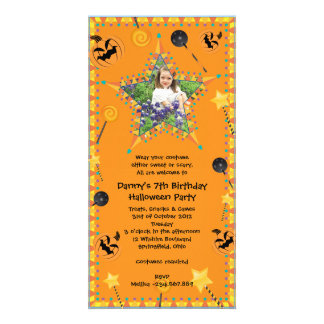 Halloween Costume Party Invitation