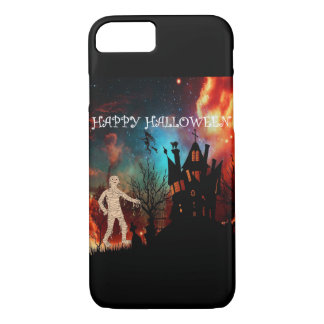 Halloween creepy mummy Iphone 8/7 case