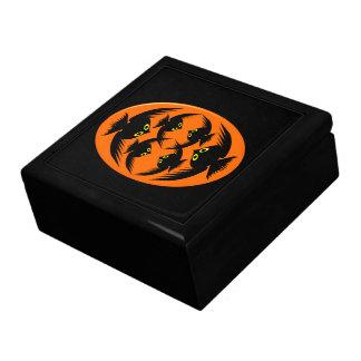 Halloween Crows Gift Box