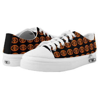 Halloween Crows Shoes