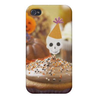 Halloween cupcake covers for iPhone 4
