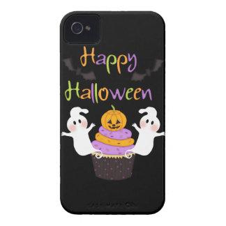 Halloween Cupcake Sign iPhone 4 Covers
