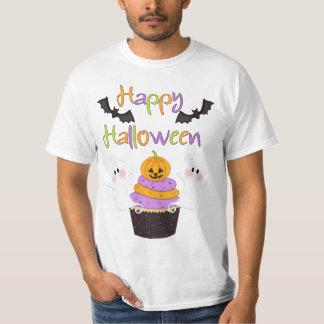 Halloween Cupcake Sign Shirts