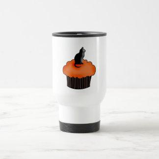 Halloween Cupcake Travel Mug