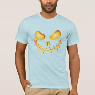 Halloween Cute Face Trick or Treat T-Shirt