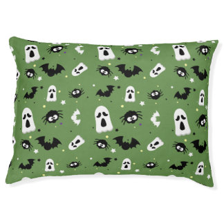 Halloween cute pattern pet bed