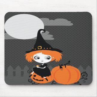 Halloween Cutie Pumpkin mousepad