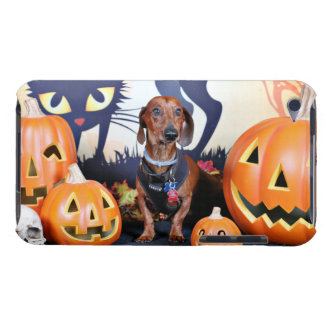 Halloween - Dachshund - Lexington iPod Touch Cases