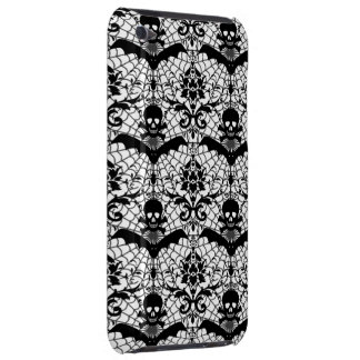 Halloween Damask iPod Touch Cases