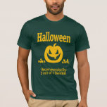 Halloween – Dentist Recommended T-Shirt