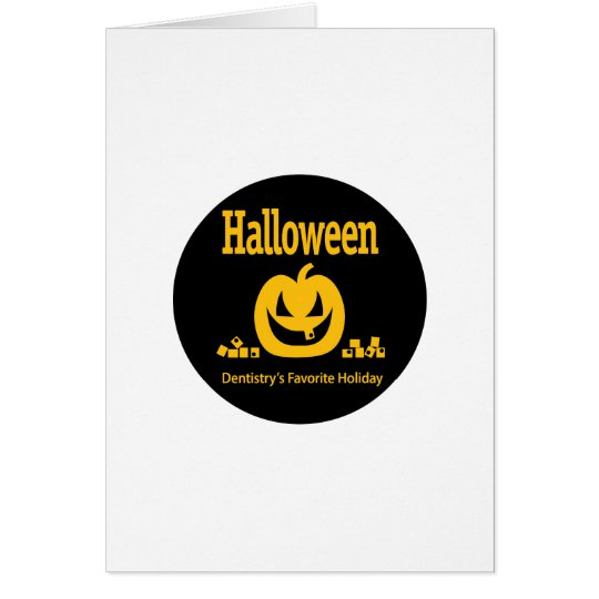 Halloween – Dentistry's Favourite Holiday Card