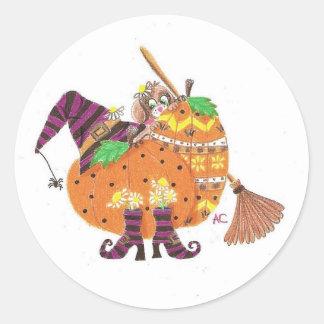 Halloween design 2013 stickers