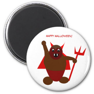 Halloween Devil Magnet
