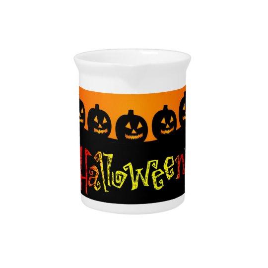 Halloween Drink Pitcher