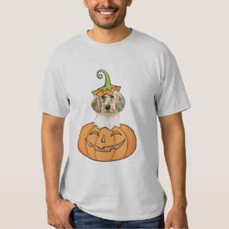 Halloween English Setter T-shirts