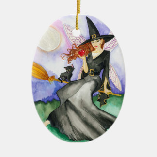 Halloween Fairy Ornament