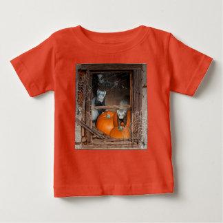 Halloween Ferrets Baby T-Shirt