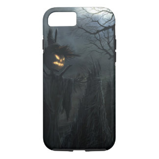 Halloween Field of Death iPhone 7 Case