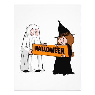 Halloween 21.5 Cm X 28 Cm Flyer
