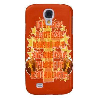 Halloween for Christians (Poem) Galaxy S4 Cases