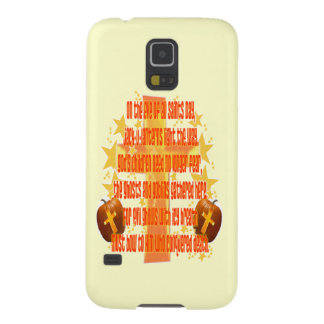 Halloween for Christians (Poem) Cases For Galaxy S5